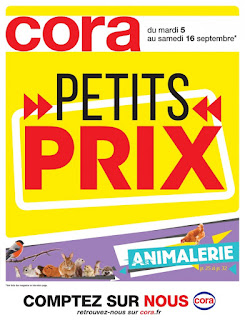 Catalogue Cora 5 au 16 Septembre 2017