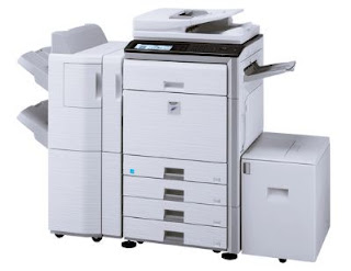 Sharp MX-M363U Printer Driver Download