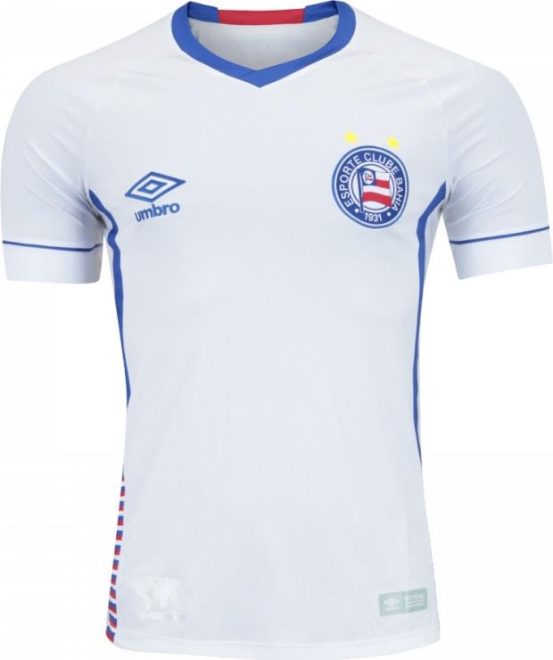 8a742ea26c5a4 Umbro lança a nova camisa titular do Bahia - Show de Camisas