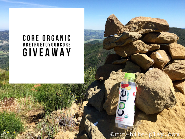 Core Organic Fruit Beverages Review & #BeTrueToYourCore Giveaway