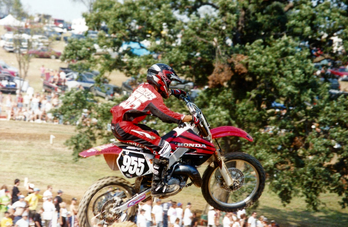Chris Gosselar Steel City 1998
