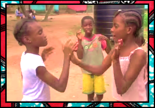 Oral tradition of African hand clapping games