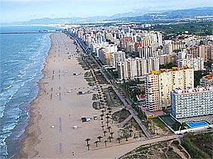 playas de espaa PLAYA DE GANDIA