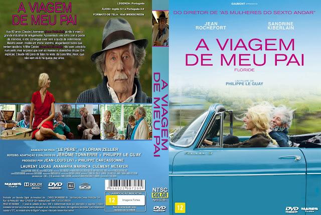 Capa DVD A Viagem Do Meu Pai