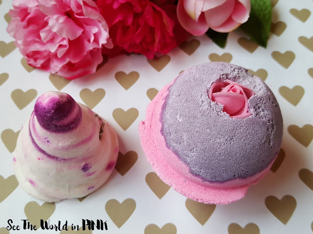Lush - Valentine's Day Goodies!