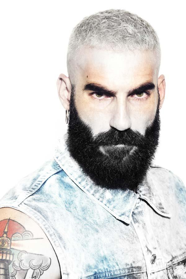 tendencias barbas 2018 corte cabello hombres 2018 - Cortes De Pelo Caballero