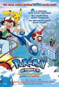 Pokémon Heroes Poster