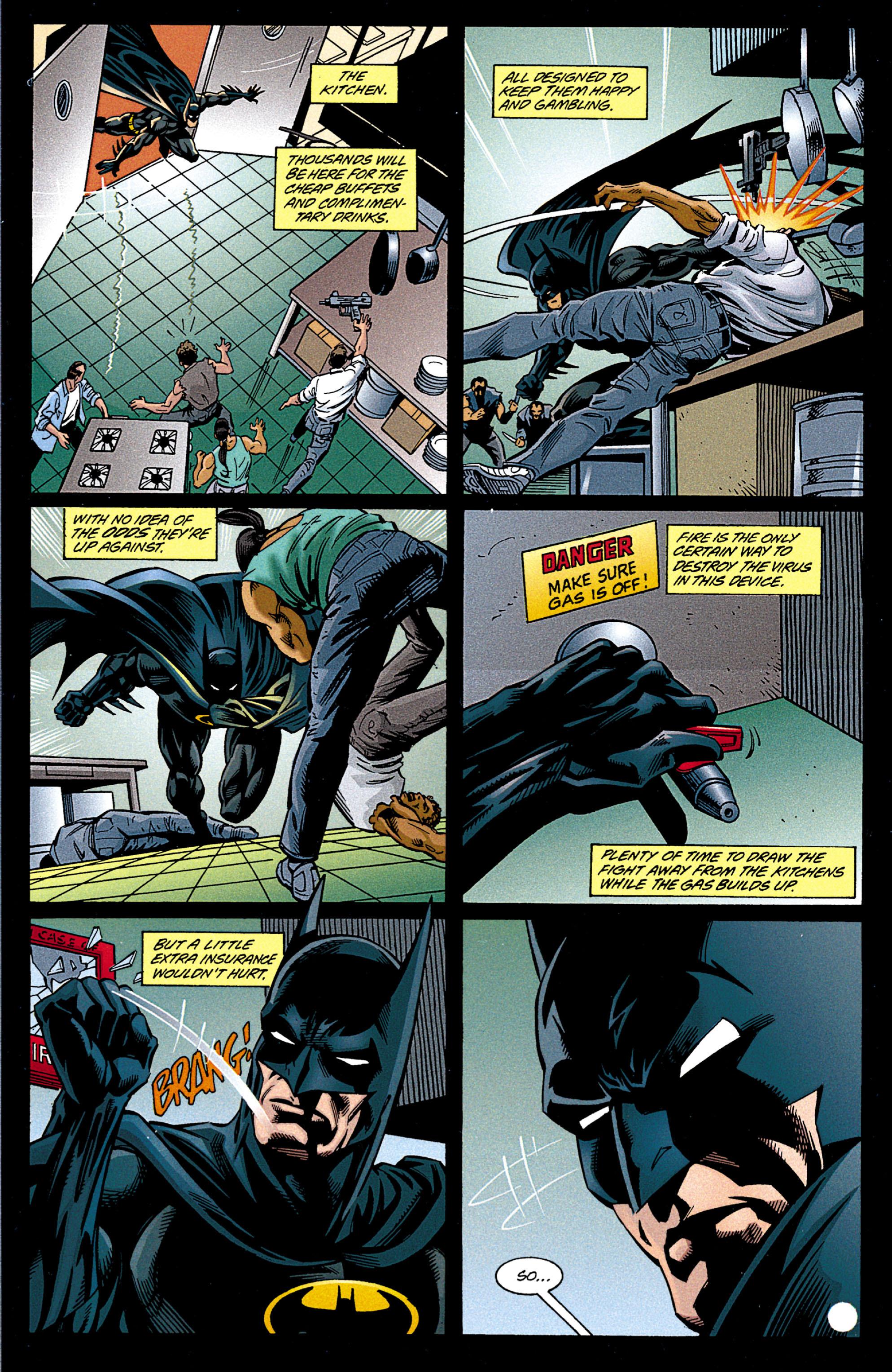 Detective Comics (1937) 701 Page 7