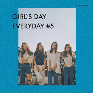 Girl's Day - Girl's Day Everyday Albümü