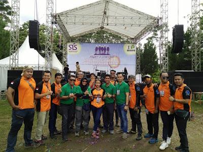 Paket Outbound Gathering Talaga Cikeas Sentul, Bogor