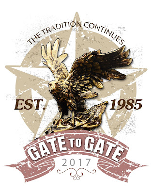 2017 Gate-to-Gate 4.4-Mile Road Race