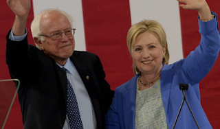 Bernie Sanders Endorses Hillary Clinton: 'She Must Become Our Next President'