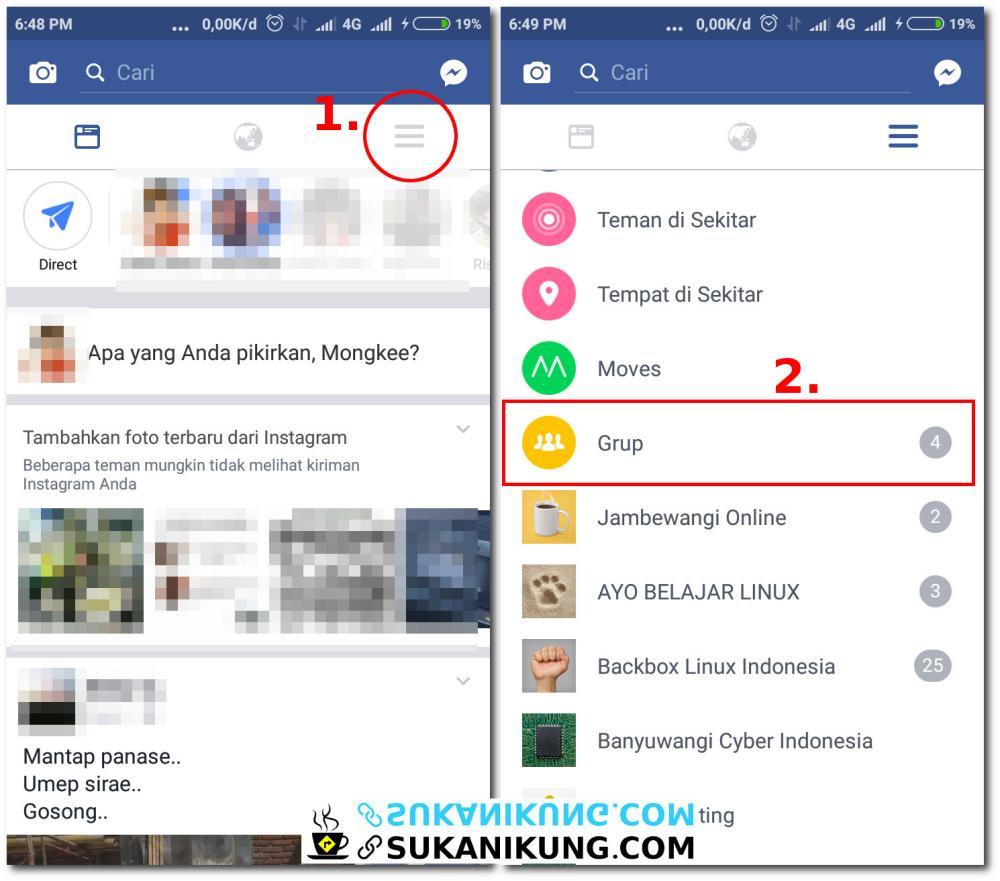Mudahnya Mengakses dan Mengelola Grup di Facebook Tanpa Aplikasi Facebook Groups - www.sukanikung.com