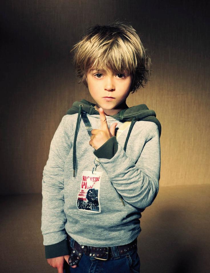 """Preferenza Diario di una Creamamma: Tagli di capelli """"cool"""" per bambini! II17"""