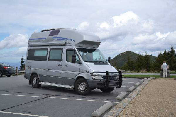 Used Rvs 2005 Airstream Westfalia Class B Motorhome For