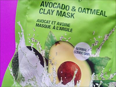 Freeman maska avokado