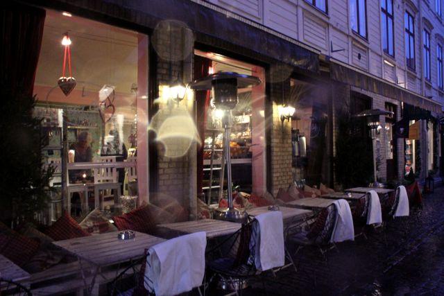 gothenburg cafe, sweden