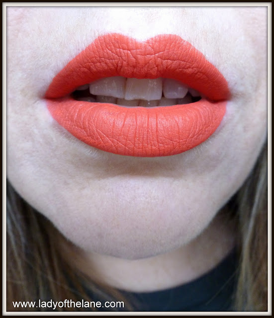 Lime crime Suedeberry velvetine