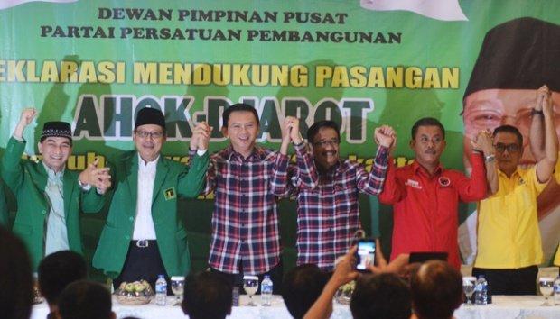 Dukung Ahok, PPP dianggap tak berhak lagi gunakan lambang Ka'bah