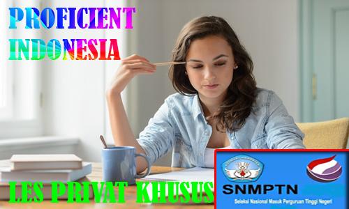 Les Privat SNMPTN 2017 Intensif di Medan (Pendaftaran Gratis)