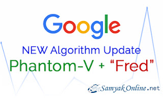 Phantom- V & Fred Google's Algorithm : The Secrets You Need To Know
