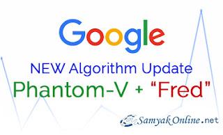 Phantom- V & Fred Google's Algorithm : The Secrets You Need To Know