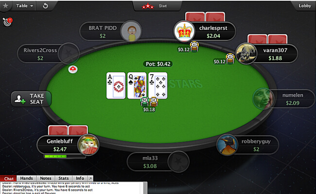 How Many Hands Per Hour in Online Poker?