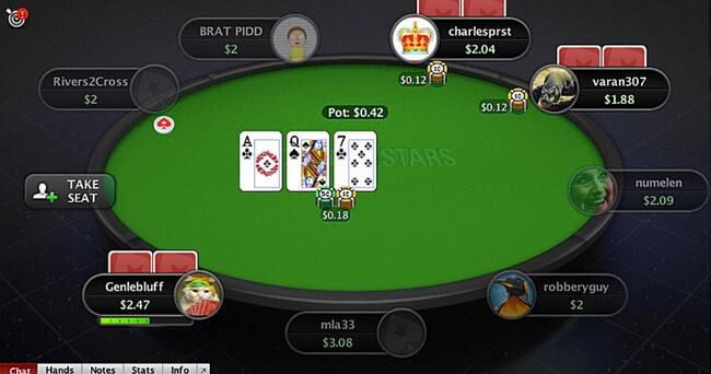 html онлайн покер