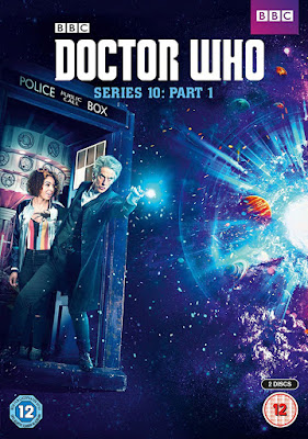 Doctor Who Series 10 Part 1: DVD Review