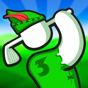 تحميل لعبة Super Stickman Golf 3 v1.3 مهكرة للاندرويد