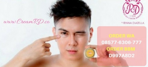 CREAM RD ORIGINAL ASLI ORI 100%