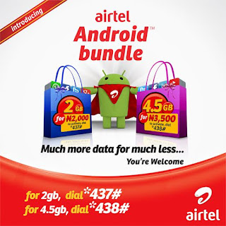Airtel Data Plans For Android July 2017