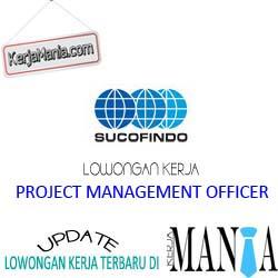 Lowongan Kerja Terbaru PT Sucofindo - Project Management Officer