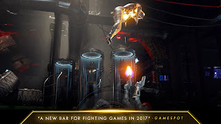 INJUSTICE 2 pc game wallpapers screenshots images