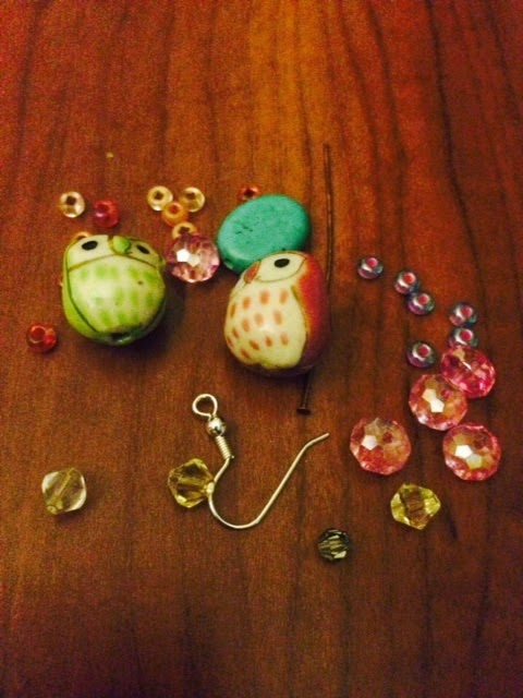 How to Make DIY Fashion Jewelry Earrings.