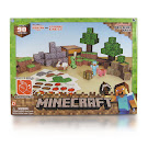 Minecraft Overworld Deluxe Pack Papercraft Figure