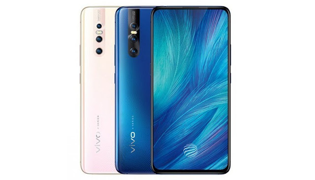 Vivo X27 and X27 Pro launched in China with a pop-up selfie and triple rear cameras