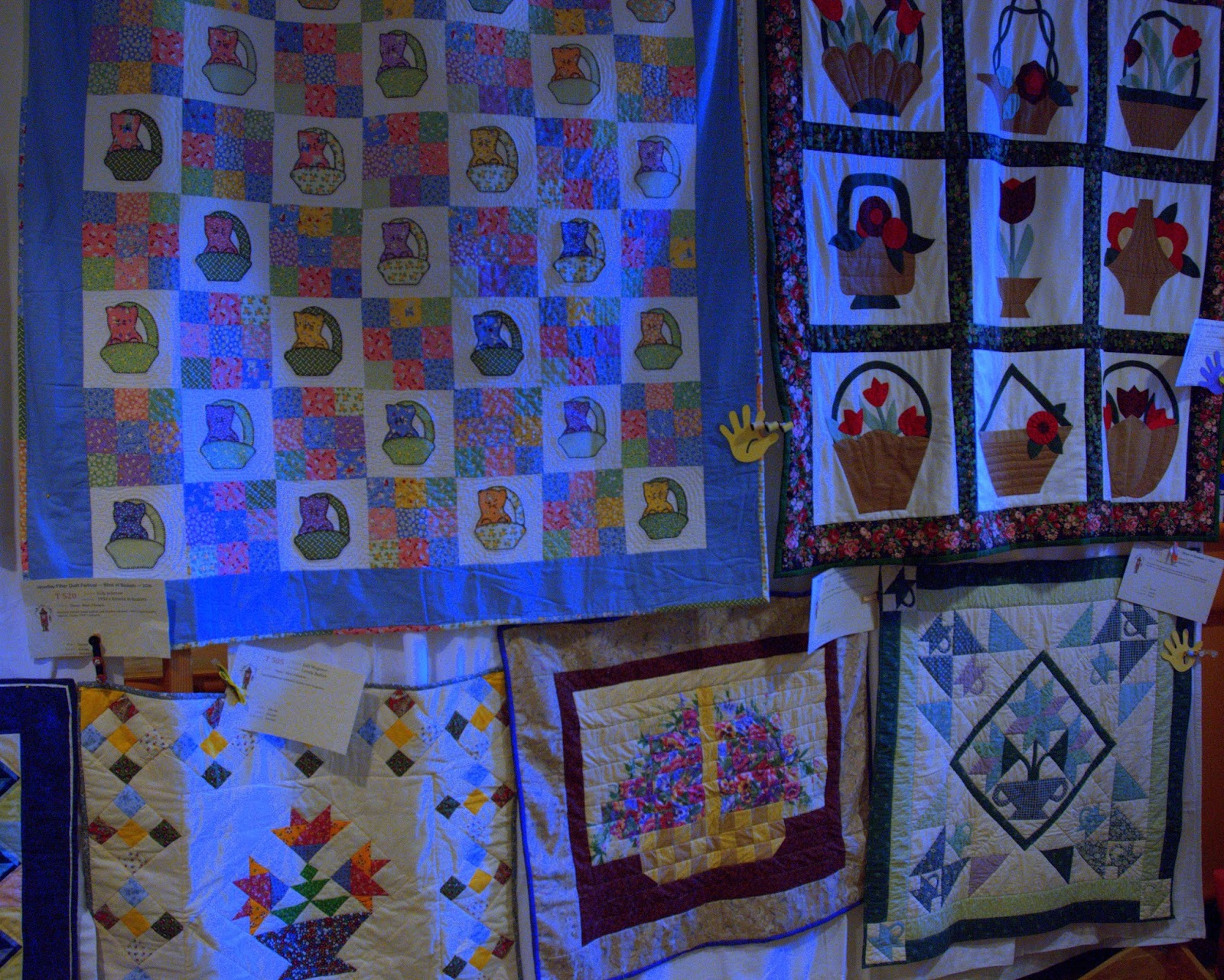 Quilters Floor Frame