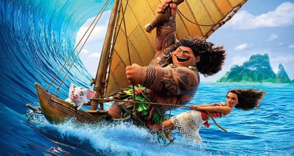 Download Film Moana (2016) Bluray 720p Subtitle Indonesia