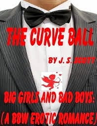 The curve ball (BBW Romance) by J.S. Scott