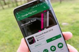Microsoft build app untuk android dan IOS