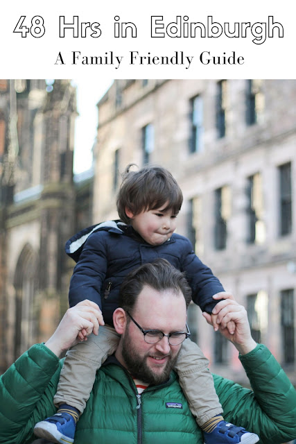 Edinburgh family guide