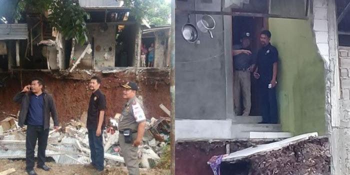 Video Korban Longsor Bintaro Meminta Kepada Djarot Untuk Bantu Dirinya