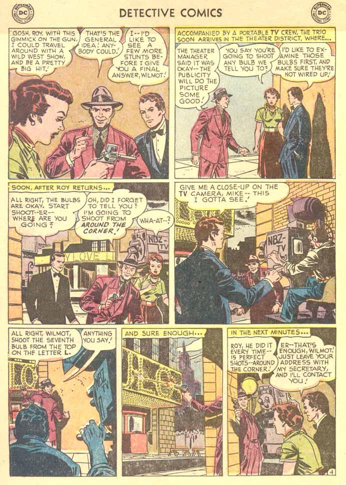 Read online Detective Comics (1937) comic -  Issue #191 - 20
