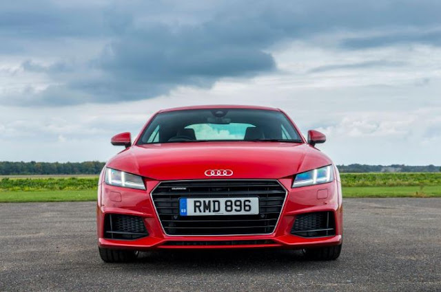 2016 review Audi TT coupe