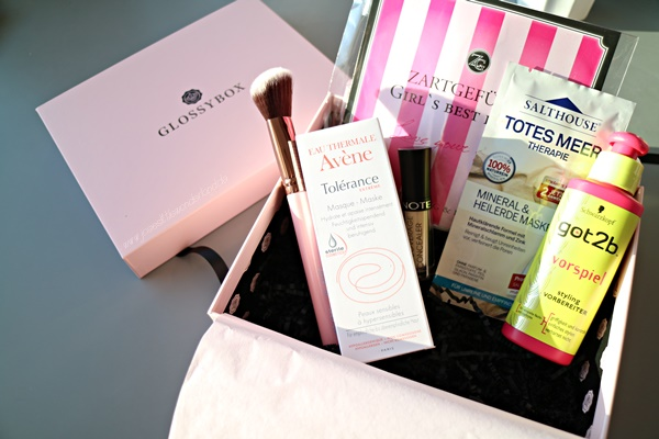 Glossybox März 'some bunny loves you' - www.josieslittlewonderland.de - inhalt glossybox märz, beauty,