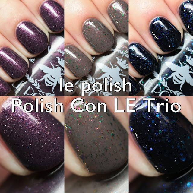 le polish Polish Con LE Trio