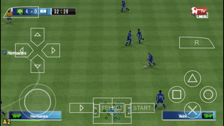 apk4fun: PES 2016 Highly Compressed (485MB) for Android & iOs