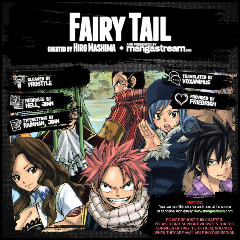 Fairy Tail Ch 391: Gray vs Silver