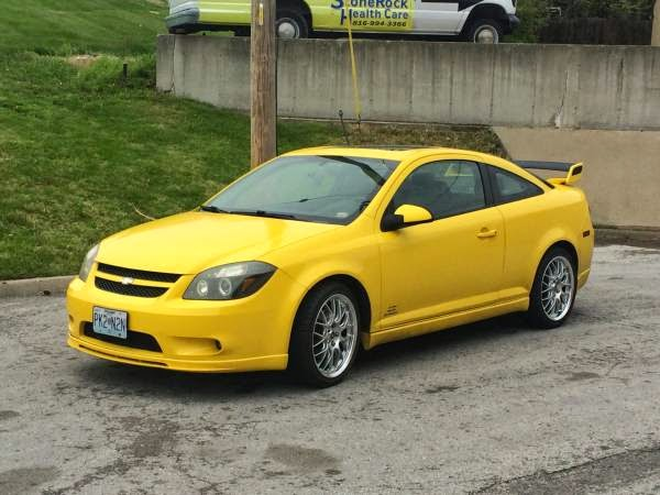 Cable Dahmer Chevy >> 2006 Chevy Cobalt SS Supercharged | Auto Restorationice